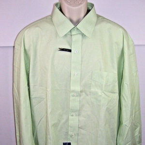 Club Room Shirts - Macys Club Room Estate Dress Shirt 18.5 XXL 36/37